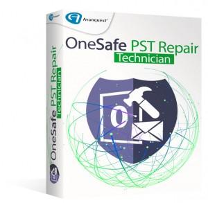 OneSafe Outlook PST Repair 8 – Technician